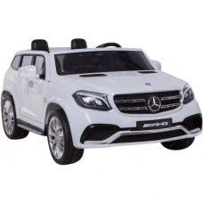 Электромобиль Mercedes Benz GLS63 White