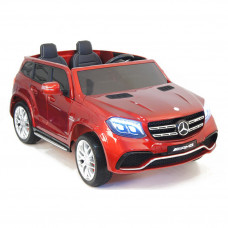 Электромобиль Mercedes Benz GLS63 Red