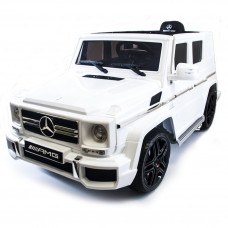 Электромобиль Mercedes Benz G63 LUXURY White