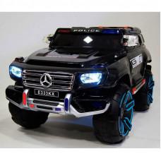 Электромобиль Mercedes E333KX Black