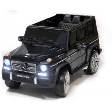 Электромобиль Mercedes Benz G65 Black