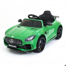 Электромобиль Mercedes Benz AMG GT R HL288 Green