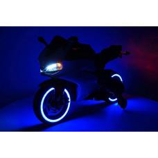 Детский электромотоцикл Ducati Blue-White FT-1628