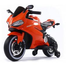 Детский электромотоцикл Ducati Orange FT-1628