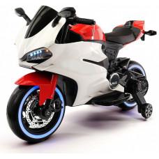 Детский электромотоцикл Ducati Red-White FT-1628