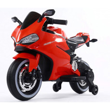 Детский электромотоцикл Ducati Red FT-1628
