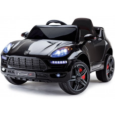 Электромобиль Porsche Macan Style HL1518 Black