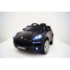 Электромобиль Porsche Macan Black O005OO