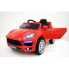 Электромобиль Porsche Macan Red O005OO