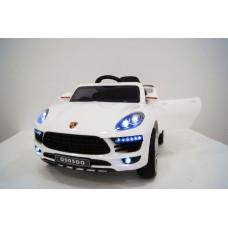 Электромобиль Porsche Macan White O005OO