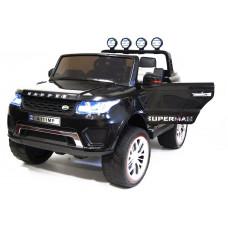 Электромобиль Range Rover Sport Black 4WD