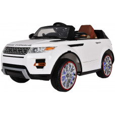 Электромобиль Range Rover Luxury White