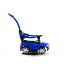 Детский толокар-каталка Mercedes GL63 AMG LUXURY Blue