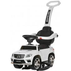 Детский толокар-каталка Mercedes GL63 AMG LUXURY White