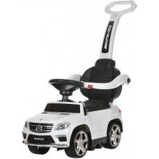 Детский толокар-каталка Mercedes GL63 AMG White