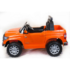 Электромобиль Toyota Tundra Mini Orange