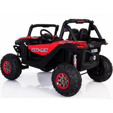 Двухместный полноприводный электромобиль Buggy Red UTV-MX 4WD