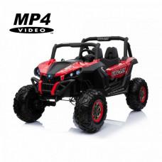 Двухместный полноприводный электромобиль Buggy Red UTV-MX MP4