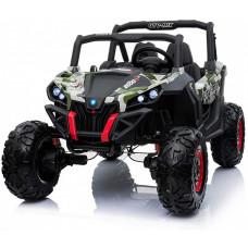 Двухместный полноприводный электромобиль Buggy Camouflage UTV-MX 4WD