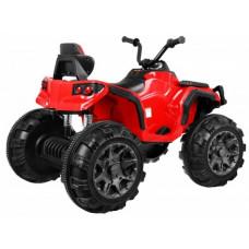 Детский квадроцикл Grizzly ATV 4WD Red