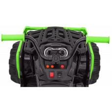 Детский квадроцикл Grizzly ATV Green/Black 4WD