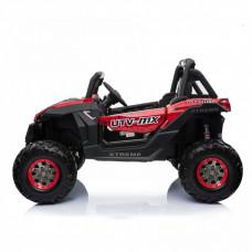 Двухместный полноприводный электромобиль Red Spider UTV-MX Buggy