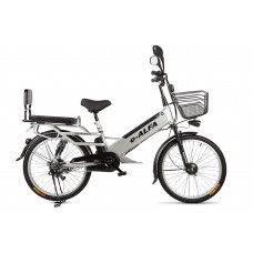 Электровелосипед e-ALFA L