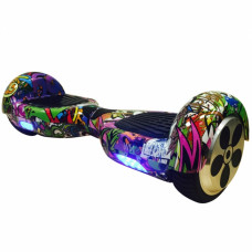 "Гироскутер 6.5 дюймов ""фиолетовый Хип Хоп"""