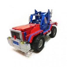 Радиоуправляемый конструктор грузовик / джип серии Technics 2 в 1