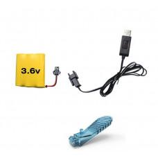 Радиоуправляемый джип-конструктор серии TECHNIC 2 в 1