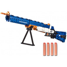 Конструктор Double E Cada Technics, винтовка М1, стреляет пульками - C81002W