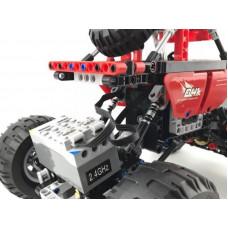 Радиоуправляемый конструктор CADA deTech Off-Road Crawler (489 деталей)