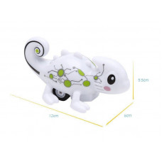 Робот-хамелеон HappyCow 777-613, сенсор, движется по линии, свет