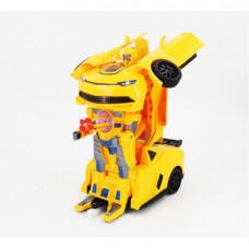 Радиоуправляемый робот-трансформер Chevrolet Camaro