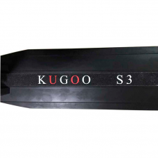 Электросамокат Kugoo S3 JILONG Black