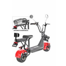 Электробайк WS-MINI R 1200W Red