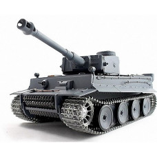Р/у танк Heng Long German Tiger PRO 1:16 (ИК+Пневмо) - 3818-1PRO