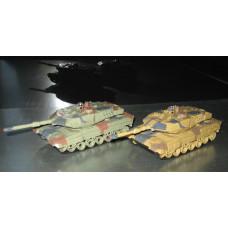 Танковый бой на радиоуправлении 1:32