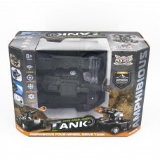 Радиоуправляемый танк-амфибия, стреляющий шариками - 24883