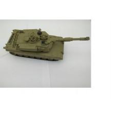 Радиоуправляемый танковый бой ZTZ99 vs M1 Abrams 1:28