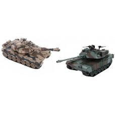 Радиоуправляемый танковый бой (T90 + Abrams США) - 99830