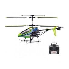 Радиоуправляемый вертолет MJX T11 i-Heli Shuttle Green