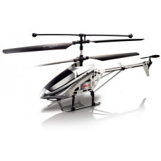 Радиоуправляемый вертолет MJX T64 i-Heli Shuttle Silver
